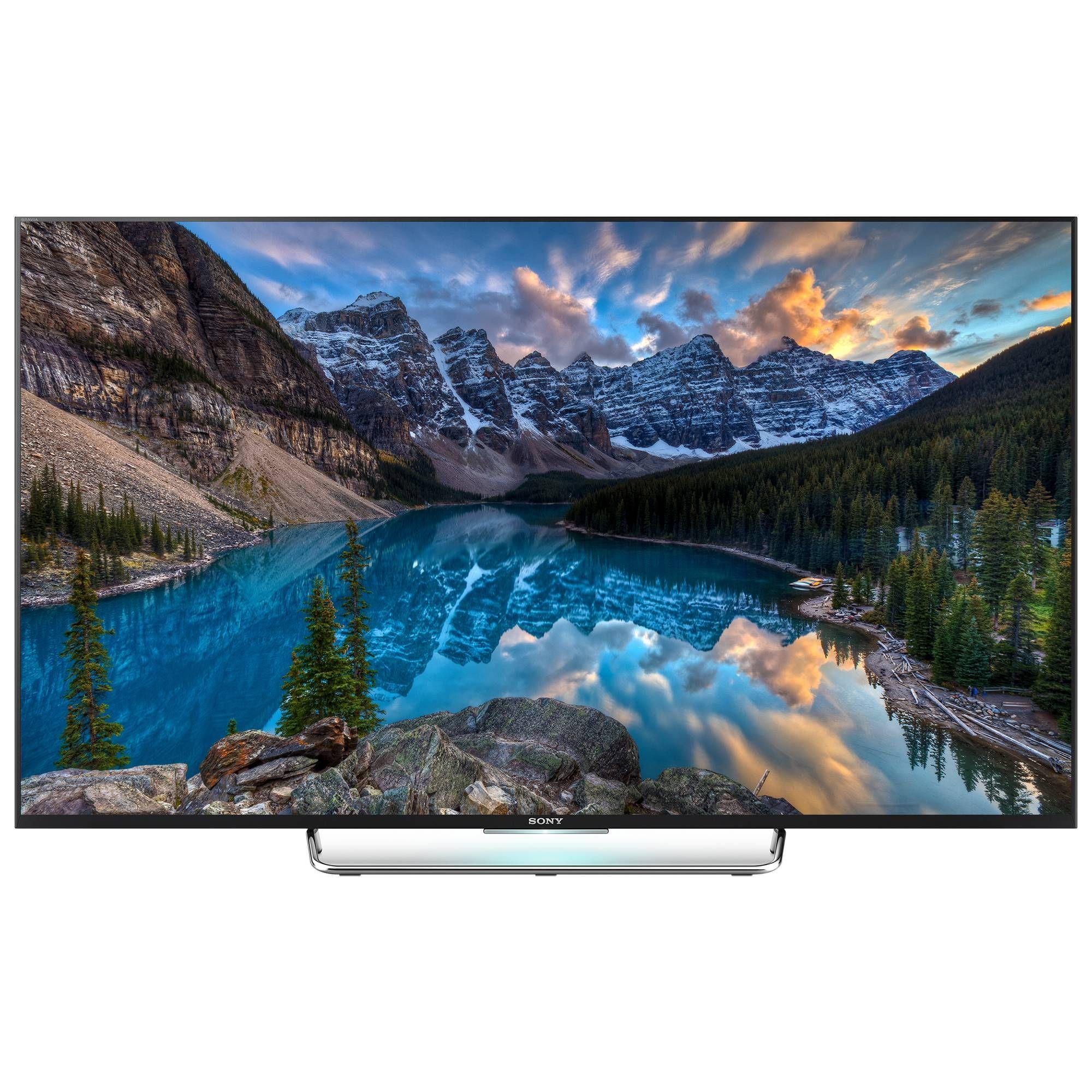 Televizor Smart Android 3d Led Sony Bravia 43w808c 43 108 Sm Full Hd Potopete Se Vv Vodesho V Klasa Si Full Hd Kachestvo Na Ka Sony Led Sony Led Tv Led Tv