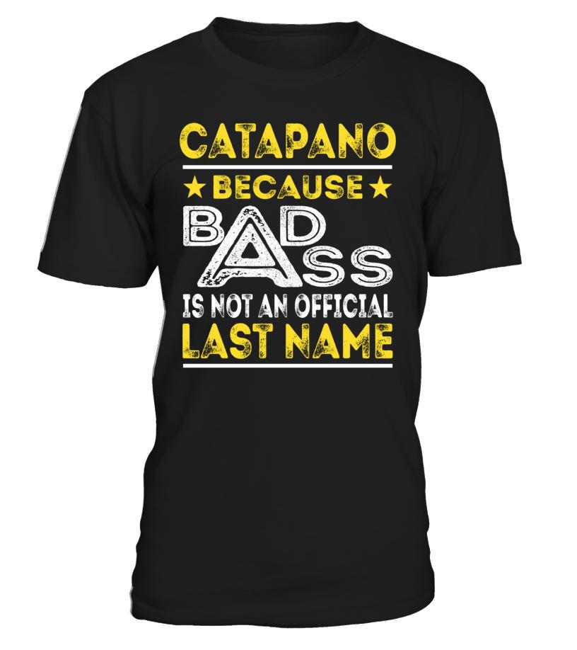 CATAPANO - Badass #Catapano