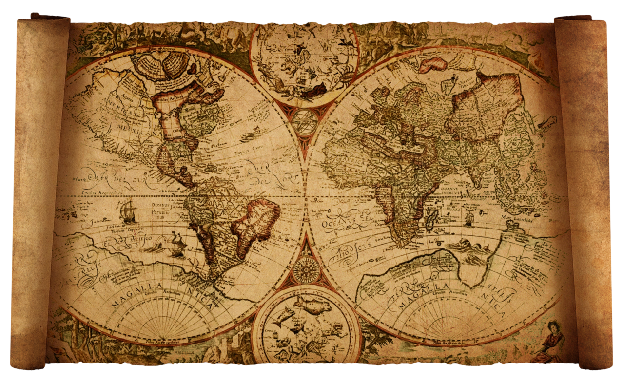 Old World Map By Hanciong On Deviantart Old World Maps World Map Travel Map Murals
