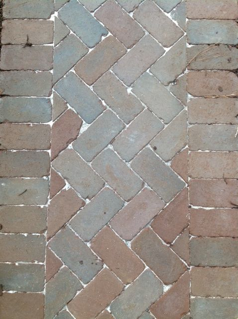 North Carolina Plant Rumbled Cocoa 4x8 Clay Pavers Are Tumbled After Firing To Mimic The Look And Appeal Of Antique Brick Projects Clay Pavers Patio Flooring