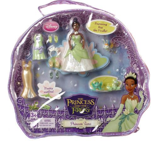 Disney Princess Favorite Moments Tiana Wardrobe