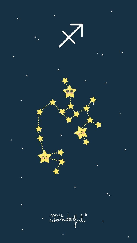 Wallpapers Constelacao Constelation De Like Sagittarius Wallpaper Iphone Wallpaper Mr Wonderful