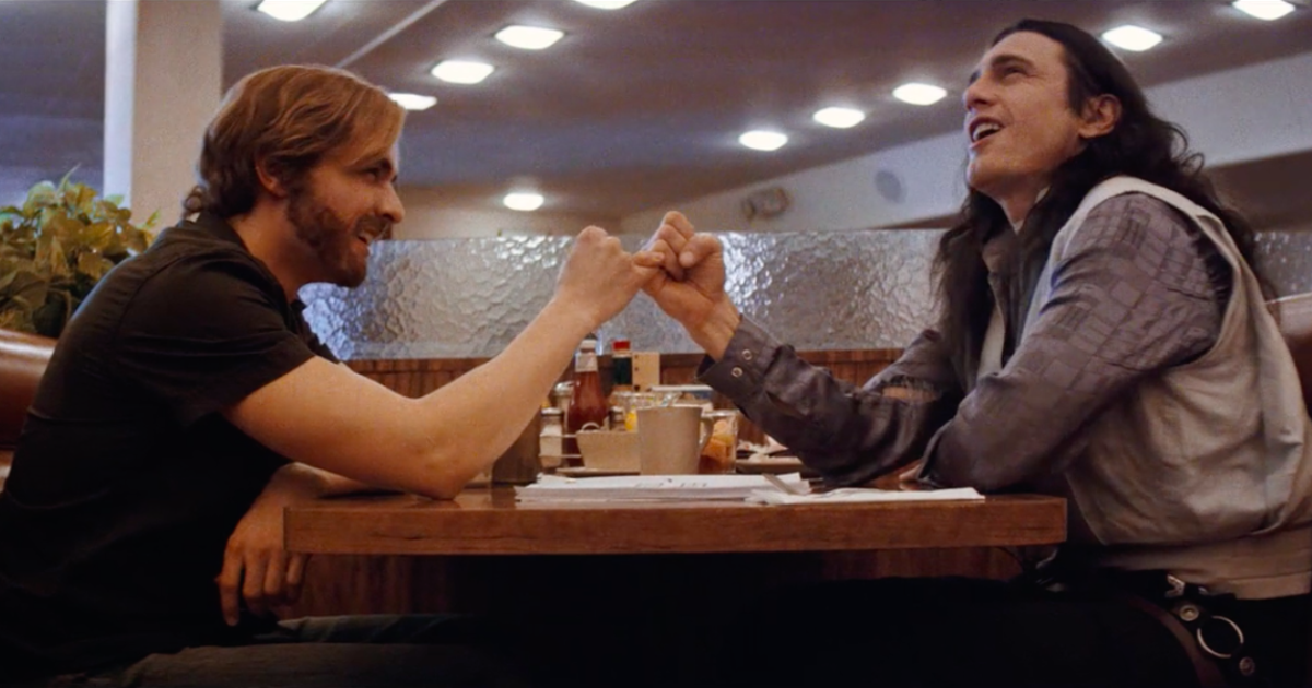 Watch James Franco Celebrate 'The Room' in Wild 'Disaster