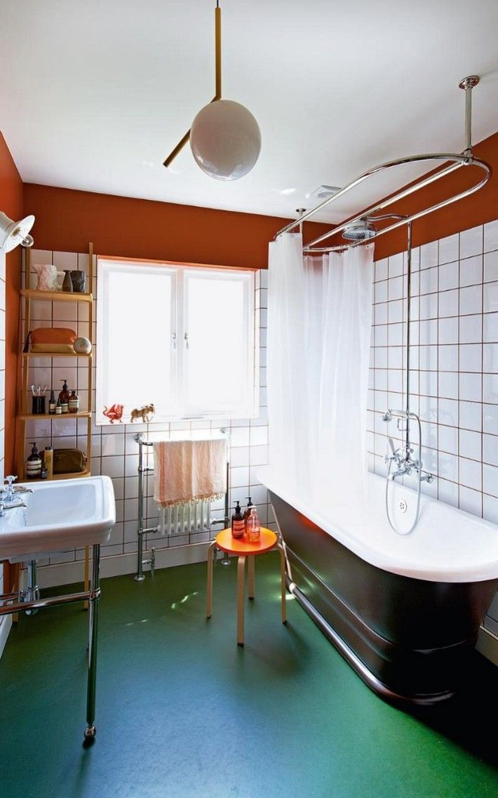 Bathroom inspiration: ideas to steal from three glamorous spaces ...