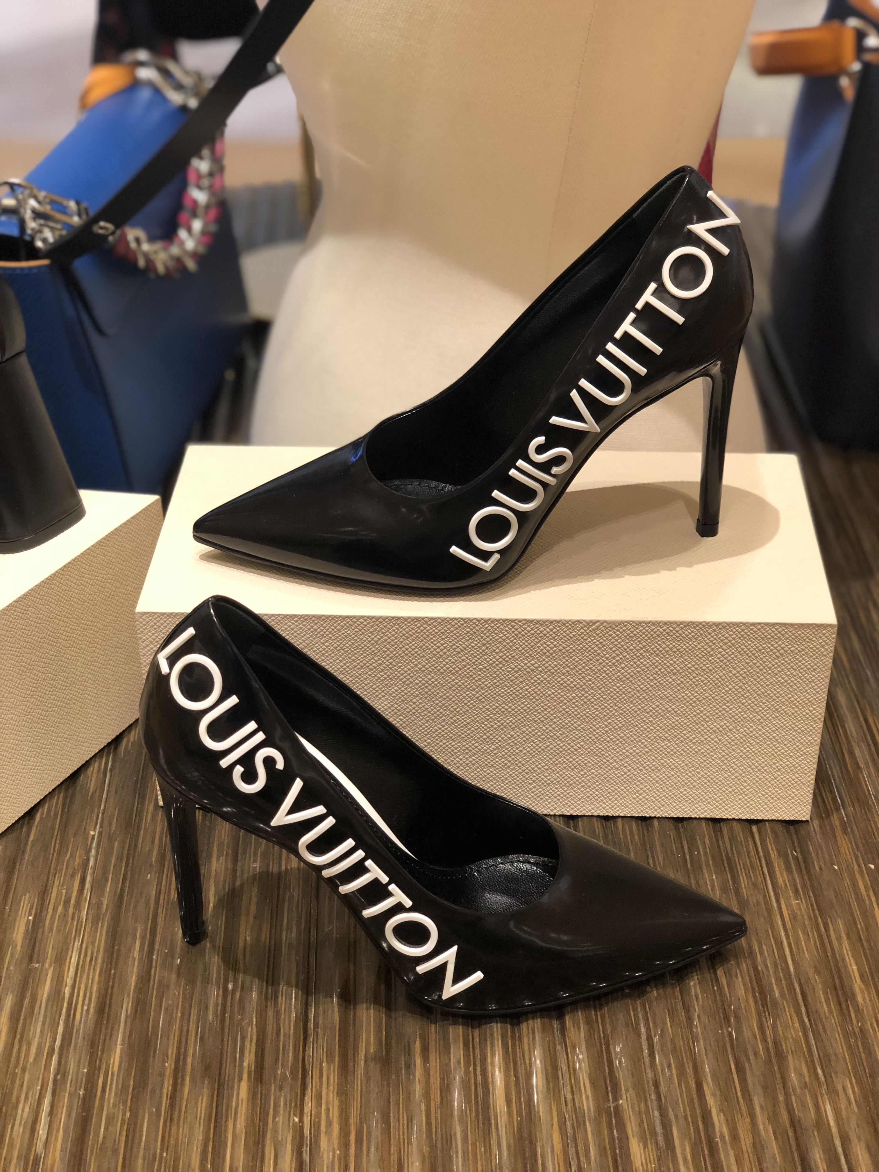 Louis Vuitton Shoes 2019 Louis Vuitton Shoes Heels Louis Vuitton Heels Louis Vuitton Shoes