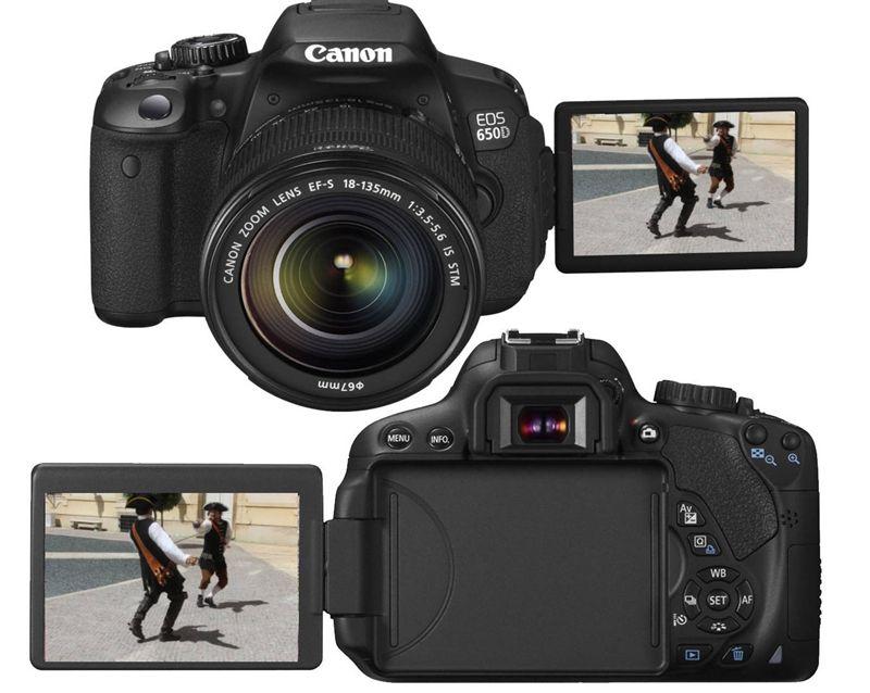 Digital Slr Camera Canon Eos 650d Digital Slr Camera Digital Camera Camera Bag