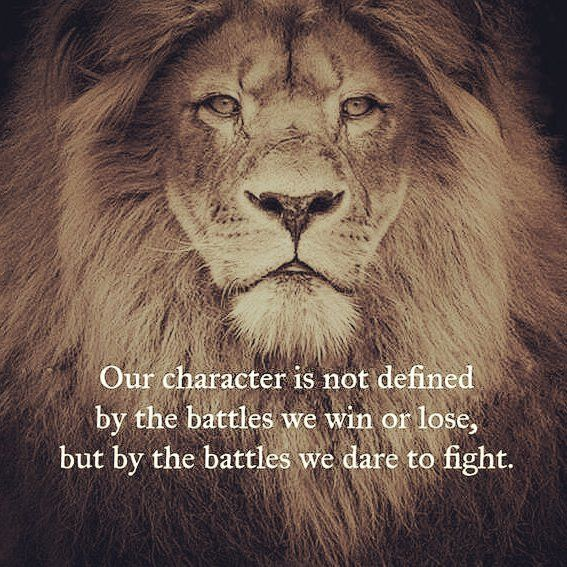This defines our character #character #factsoflife  #Lifelessons  #lessonslearned