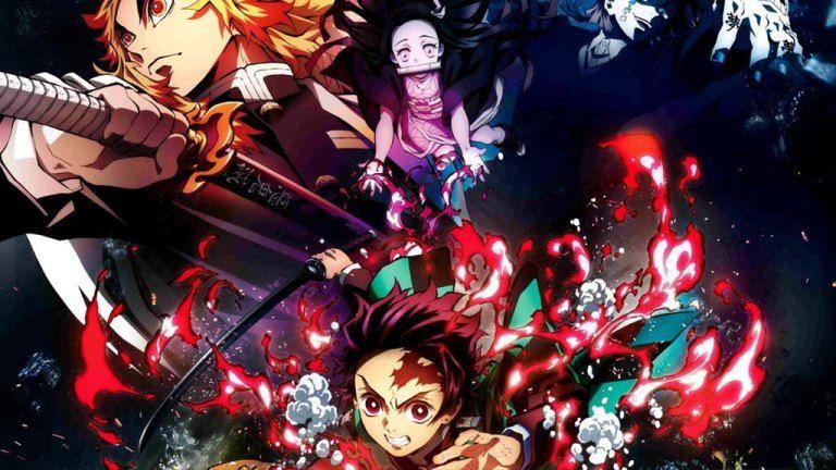 Wow Kimetsu No Yaiba Mugen Ressha Hen Recauda Mas De 30 Millones De Dolares Anime Anime Anime Films Slayer
