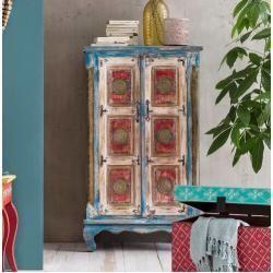 Highboard Mtamorewayfair De In 2020 Traditional Bedroom Decor Vintage Sideboard Solid Mango Wood