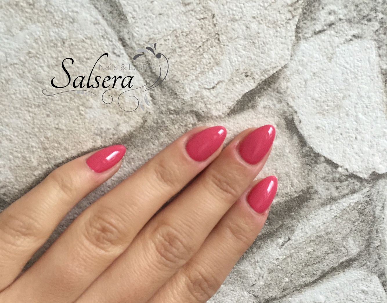 nails n gel fullcover naildesign mandeln pink beauty salsera nails lashes frankfurt. Black Bedroom Furniture Sets. Home Design Ideas