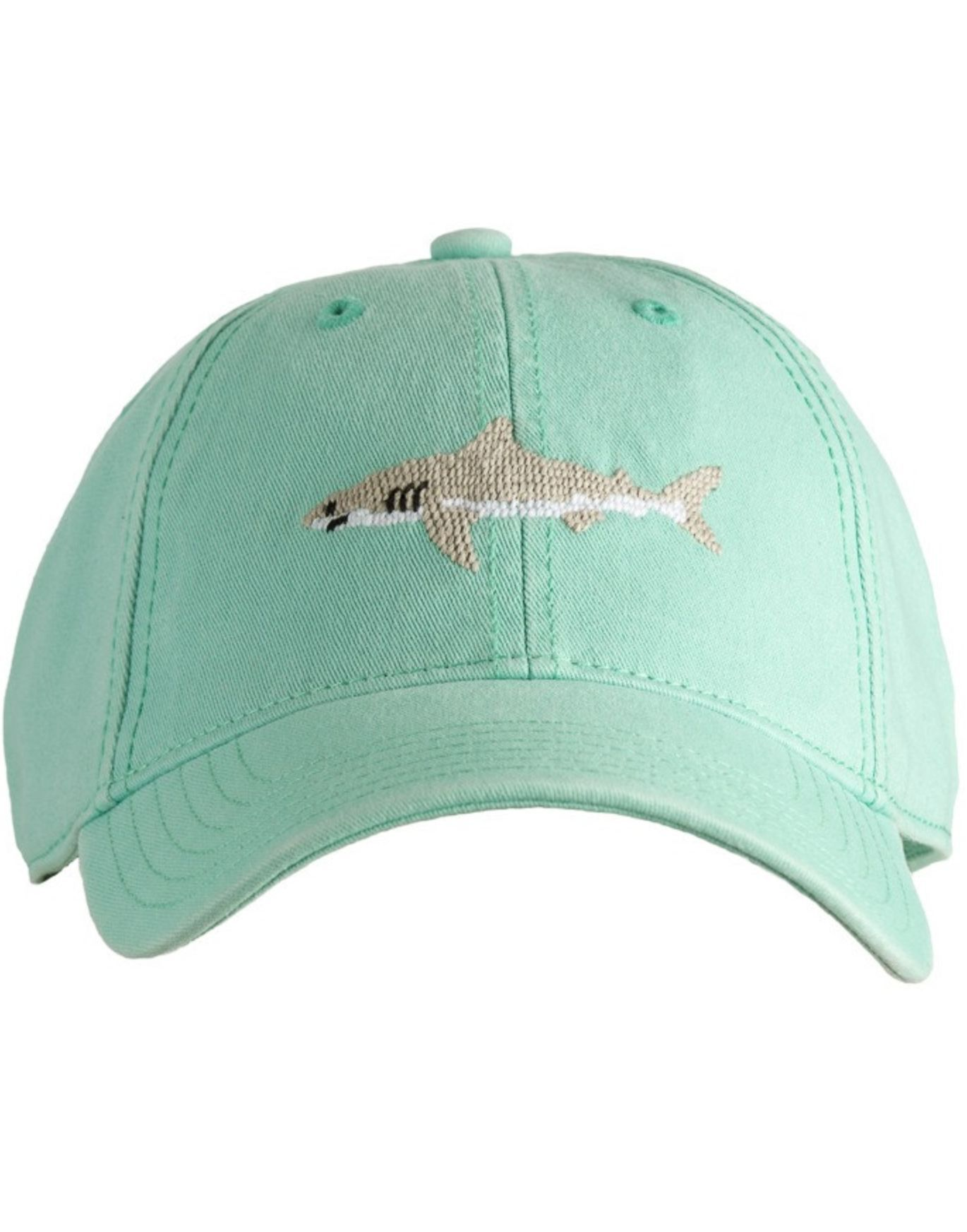 Great White Shark Ball Cap  fbe30fe2381