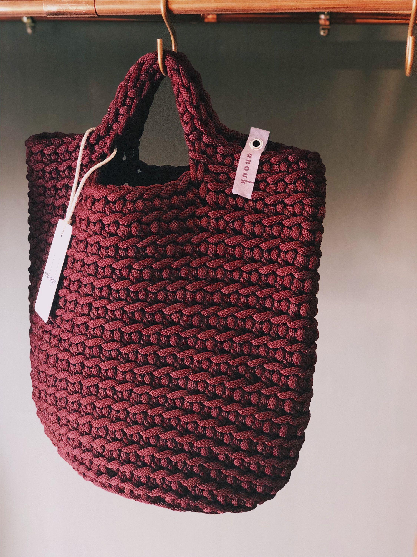 Tote Bag Scandinavian Style Crochet Tote Bag Handmade Bag Etsy Tote Bags Handmade Crochet Tote Bag Tote Bag