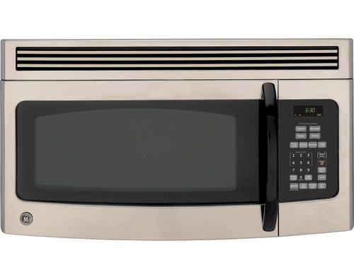 Ge Profile Emaker 1 5 Cu Ft Over The Range Microwave Oven At