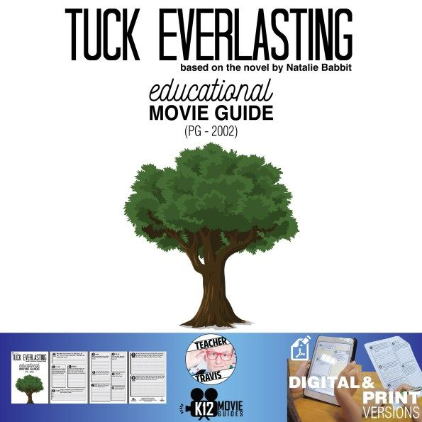 Tuck Everlasting Movie Guide Questions