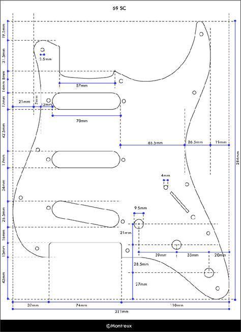 exact dimensions of a stratocaster pickguard strat ideas. Black Bedroom Furniture Sets. Home Design Ideas