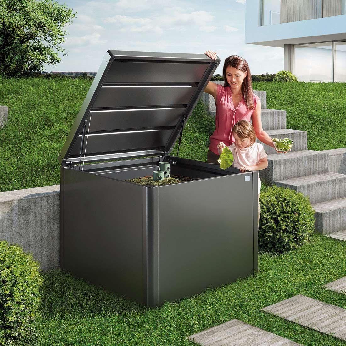 Biohort Komposter Monami Biohort Kompost Hochbeet