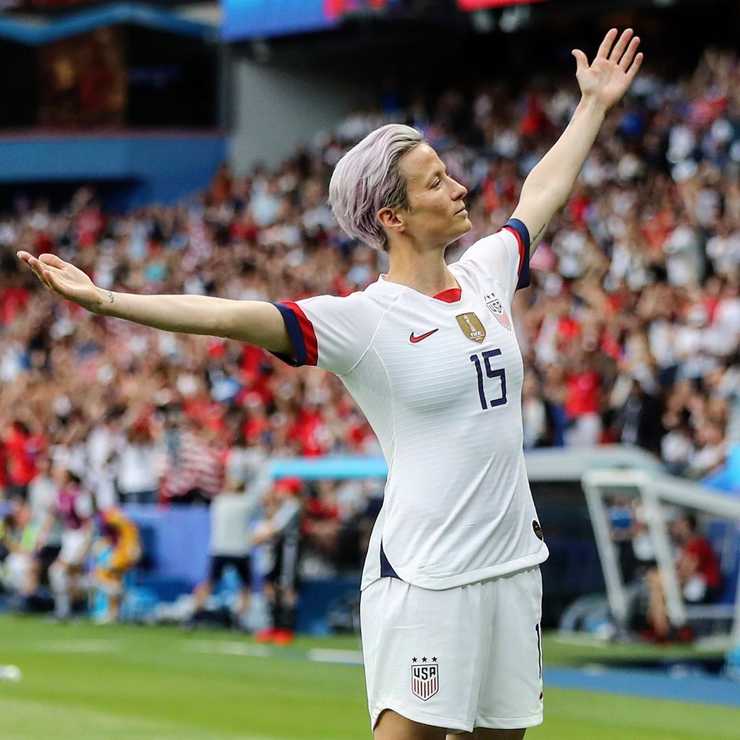Mrapinoe Fifa Wwc 2019 Instagram Com Legrandmatch Fifawwc Usa France Onenationoneteam Uswnt Us Women S National Soccer Team Usa Soccer Women Uswnt