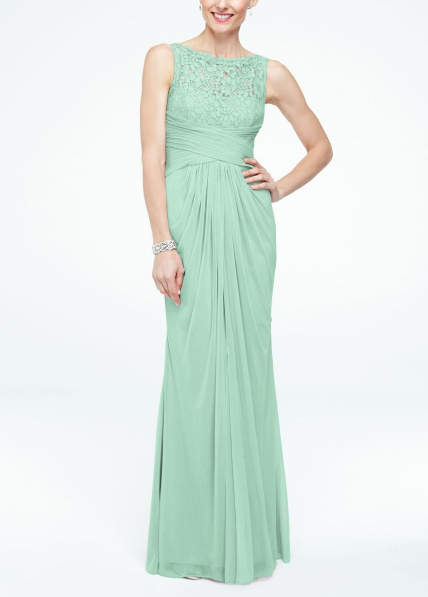 Yes yes she wears a white dress pinterest mint yes yes mint bridesmaid dressesbridesmaidswhite ombrellifo Images