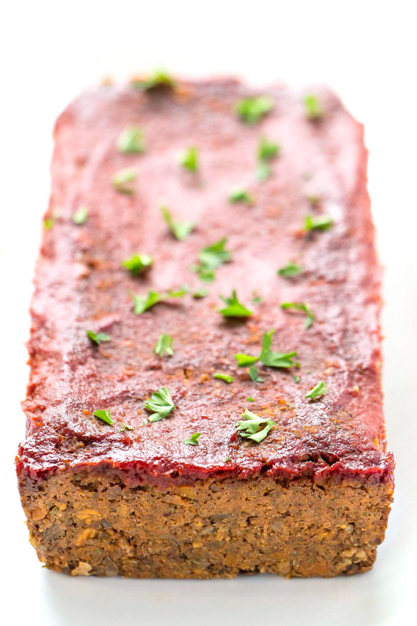 Vegan Lentil Meatlaof Not Soggy Simply Quinoa Recipe Food Processor Recipes Vegan Dishes Simply Quinoa
