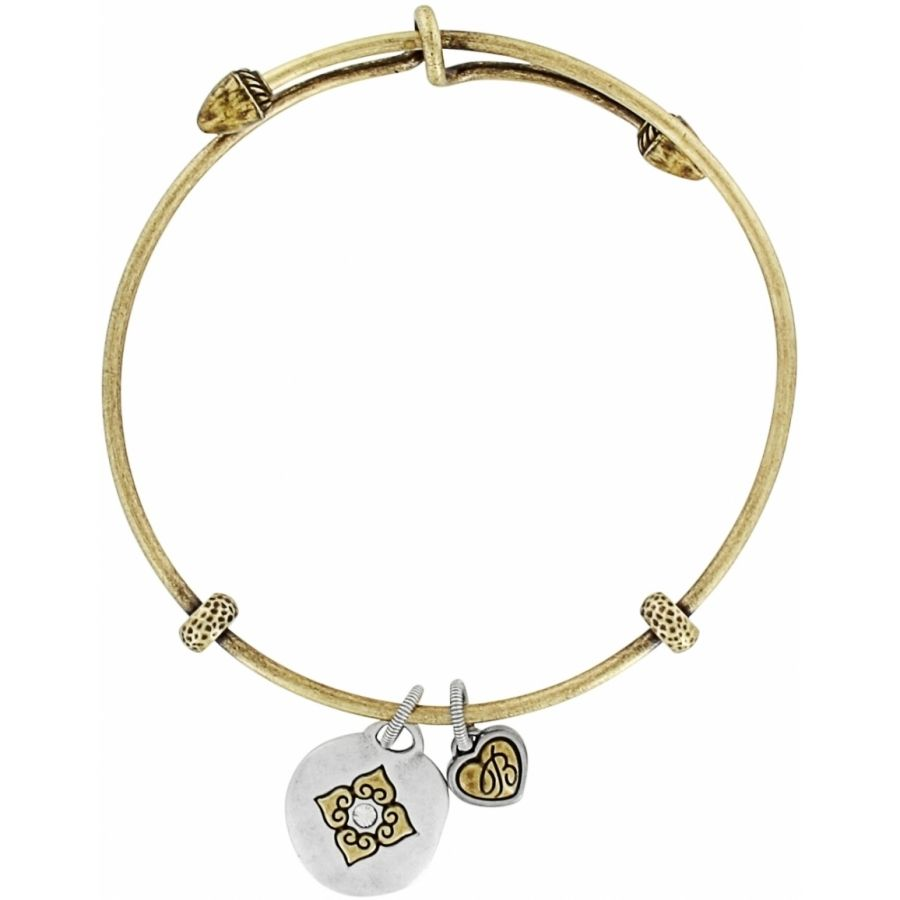 Brighton Art & Soul Journey Bangle to purchase call NCH Galleries at (951)734-5989