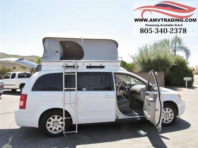 2010 Chrysler Town And Country Lxi For Sale Ventura Ca Rvt