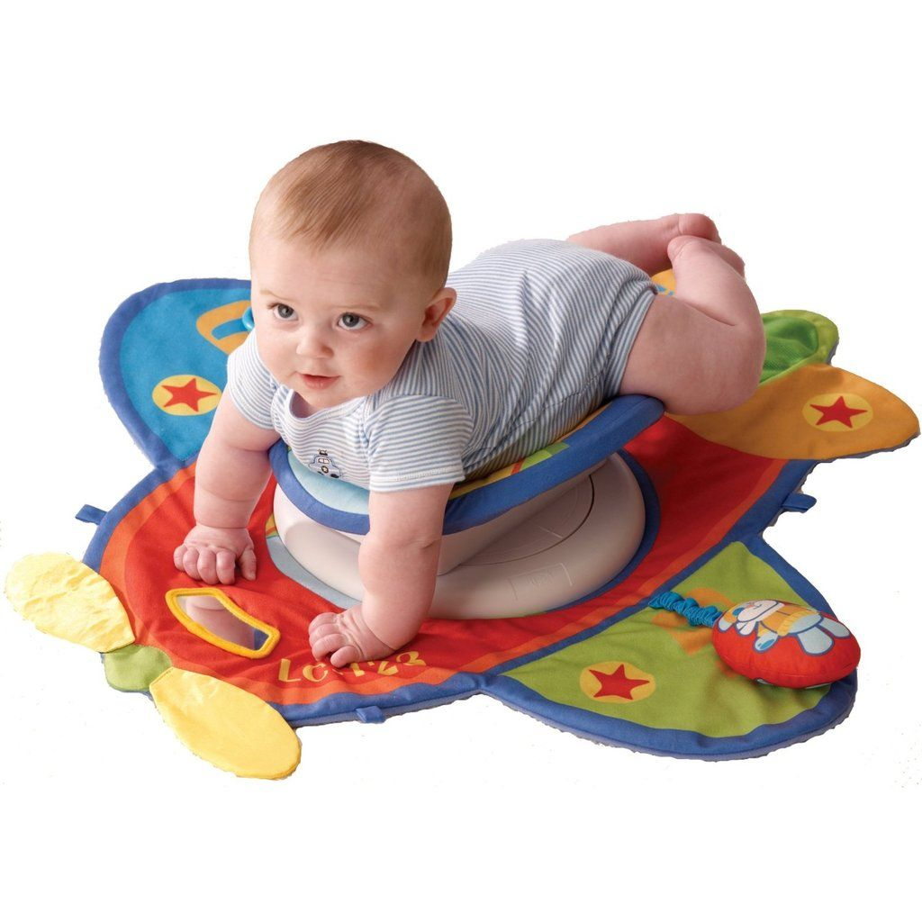 The First Years Happy Flyer Tummy Time 37 Baby Tummy Time Baby Tummy Time Mat 4 Month Old Baby