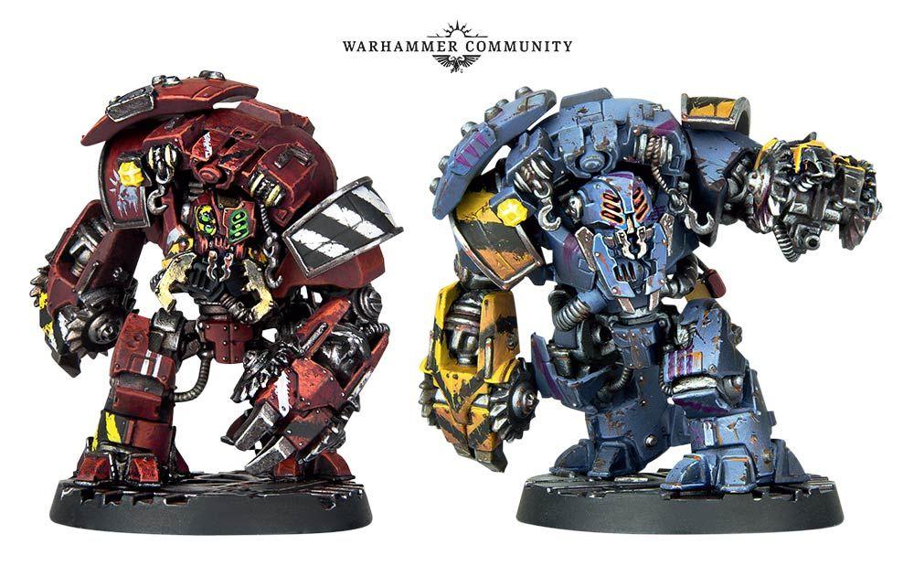 warhammer 40000 figures