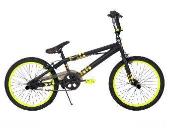 Amazon Com Huffy Bmx Revolt Bike Matte Black 20 Inch Sports