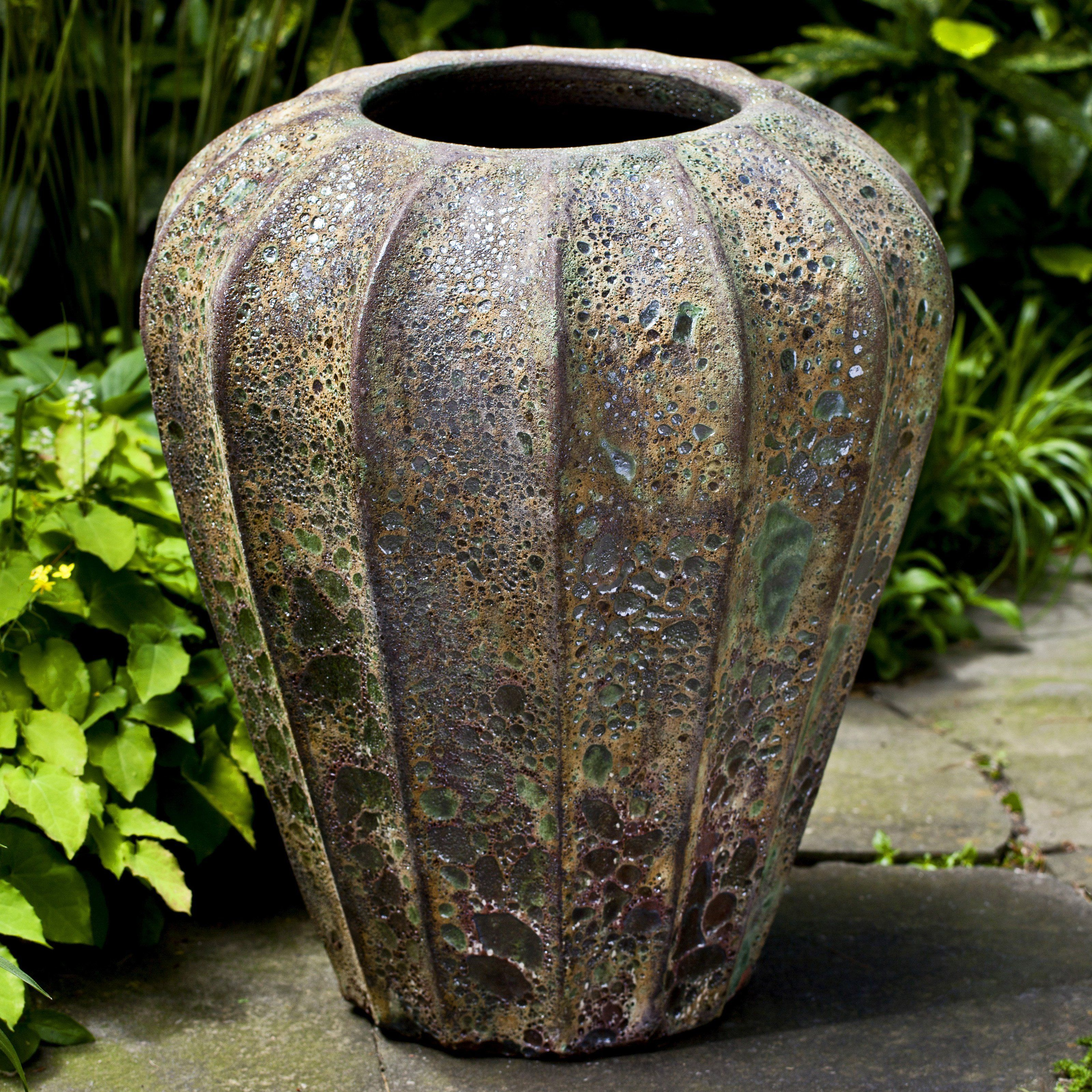Campania International Balareas Jar - Angkor Green Mist | from hayneedle.com
