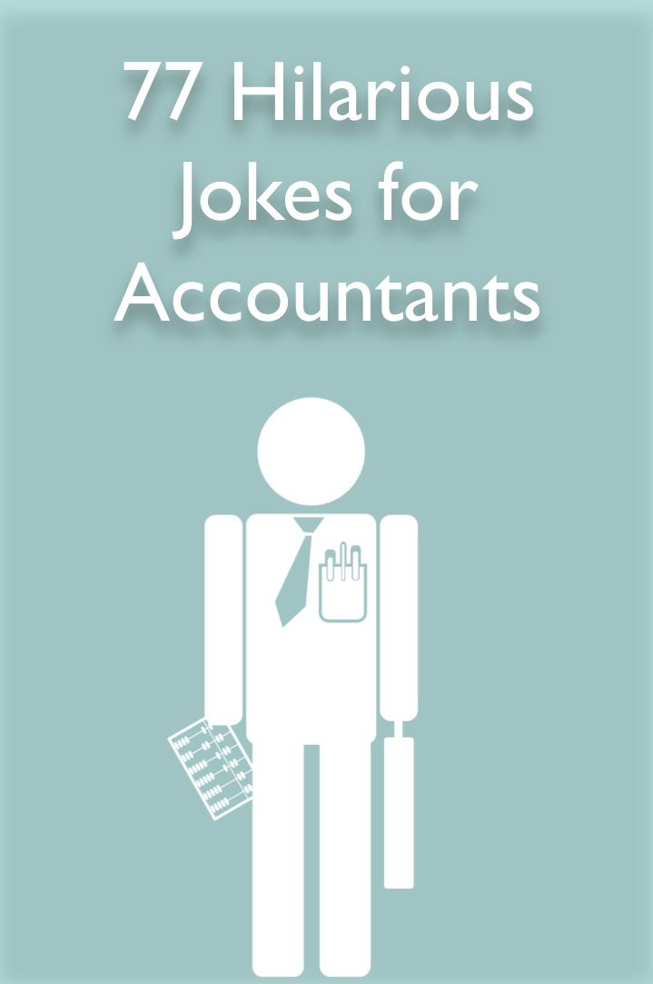 77 Hilarious Jokes for Accountants | Accountant Jokes ...