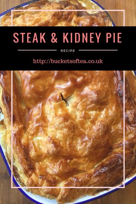 steak-and-kidney-pie | Food recipes, Kidney recipes, Beef ...