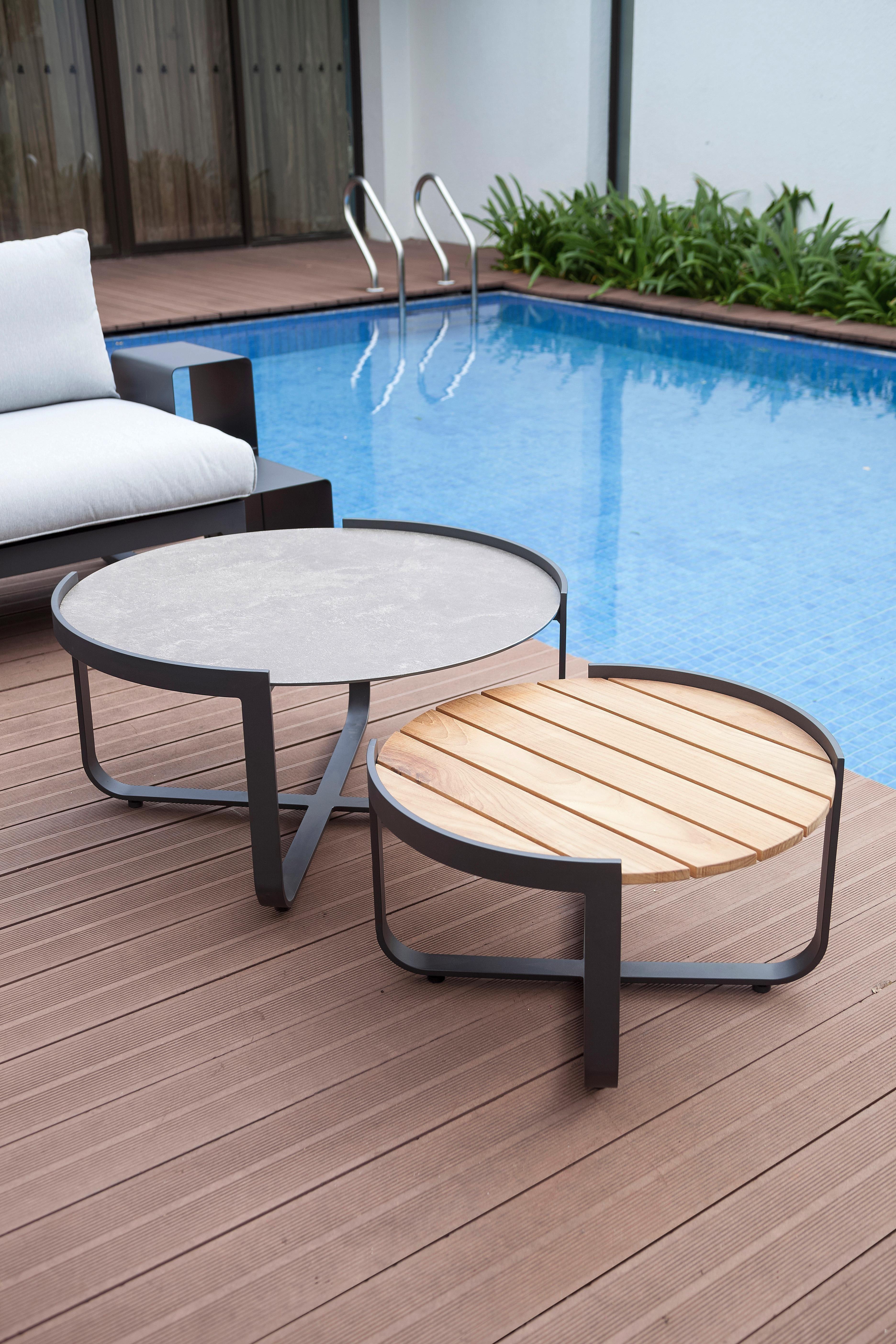 Loungetisch Rund Teak Glas Online Kaufen Lounge Tisch Couchtisch Teak Lounge Mobel