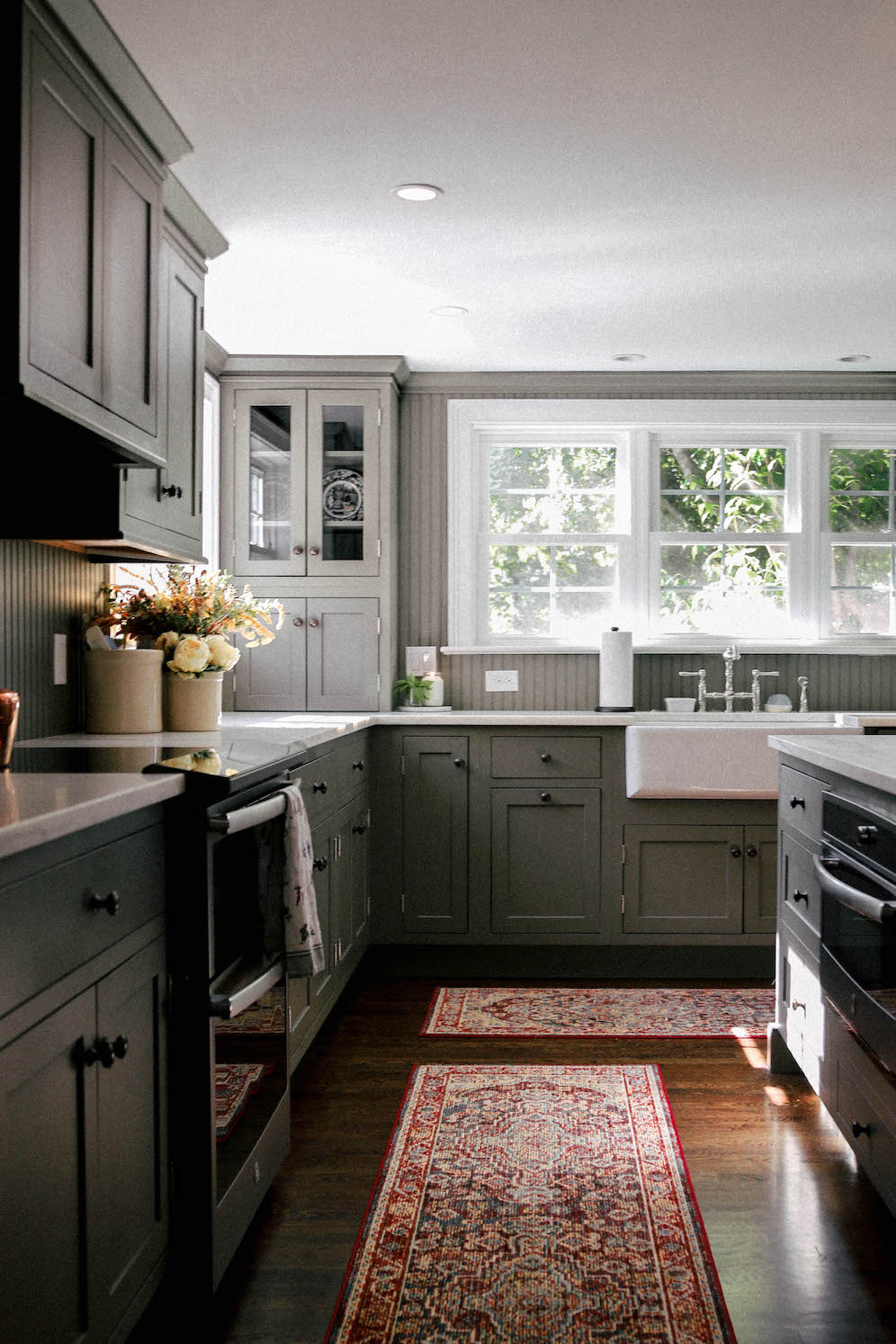 Before After Colonial Kitchen Reveal The Coastal Confidence Kitchen Remodel Small Colonial Kitchen Remodel 1920s Kitchen Remodel