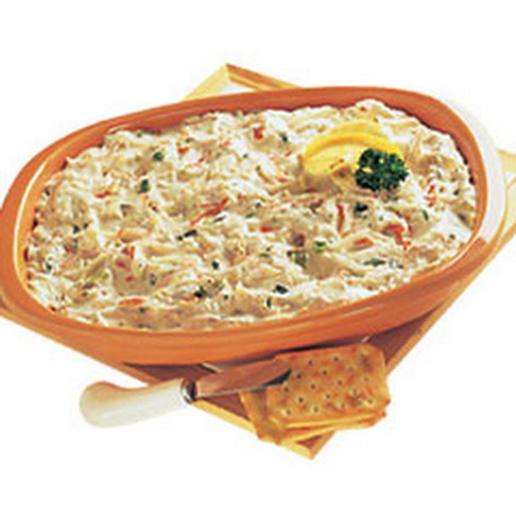Warm Vegetable Crab Dip Recipe Yummly Recipe Vegetable Soup Mix Recipe Crab Dip Crab Dip Recipes