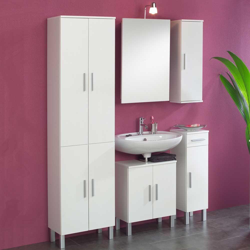 85 Wohnzimmer Tapeten Ideen: Badezimmer Komplettset Mit Beleuchtung Hochwertig (5