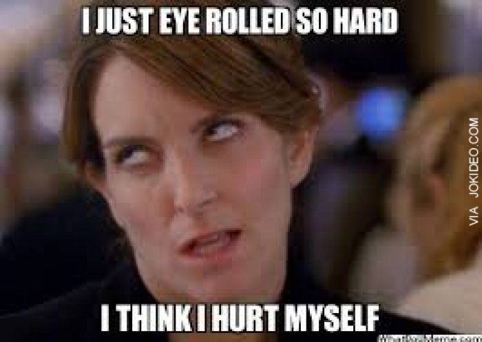 Reaction Pic Eye Roll Rolling Eyes Meme Eye Roll Eyes Meme