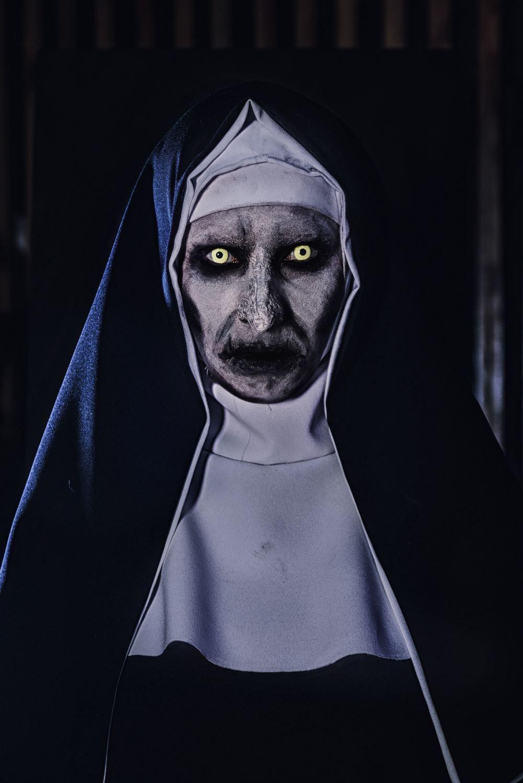 Порно мусульманских монахиню дьявола