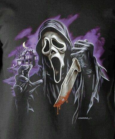 scream da slasher cool pics pinterest horror horror