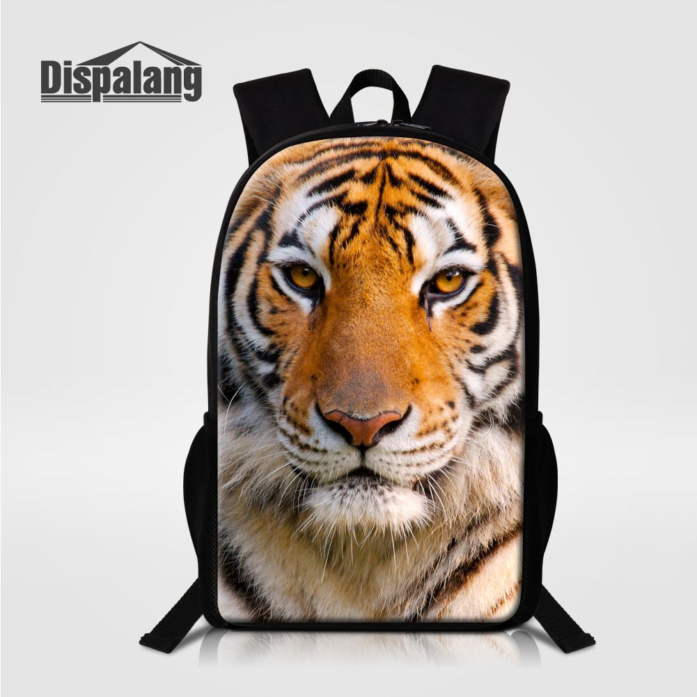 Dispalang 16 Inch School Bags For Teenager Boys Cool