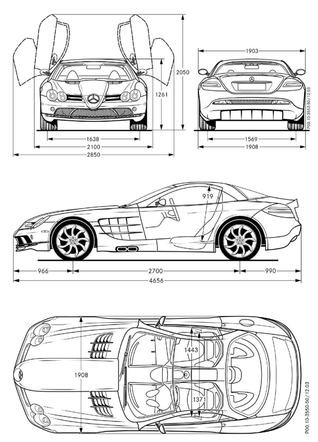 Mercedes SLR | Design In Motion | Pinterest | Mercedes slr, Cars and ...