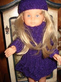 9ebfe9797b114 La malle Ô trésor de Sylvie 2 - Vêtements de poupées, layette, tricot,