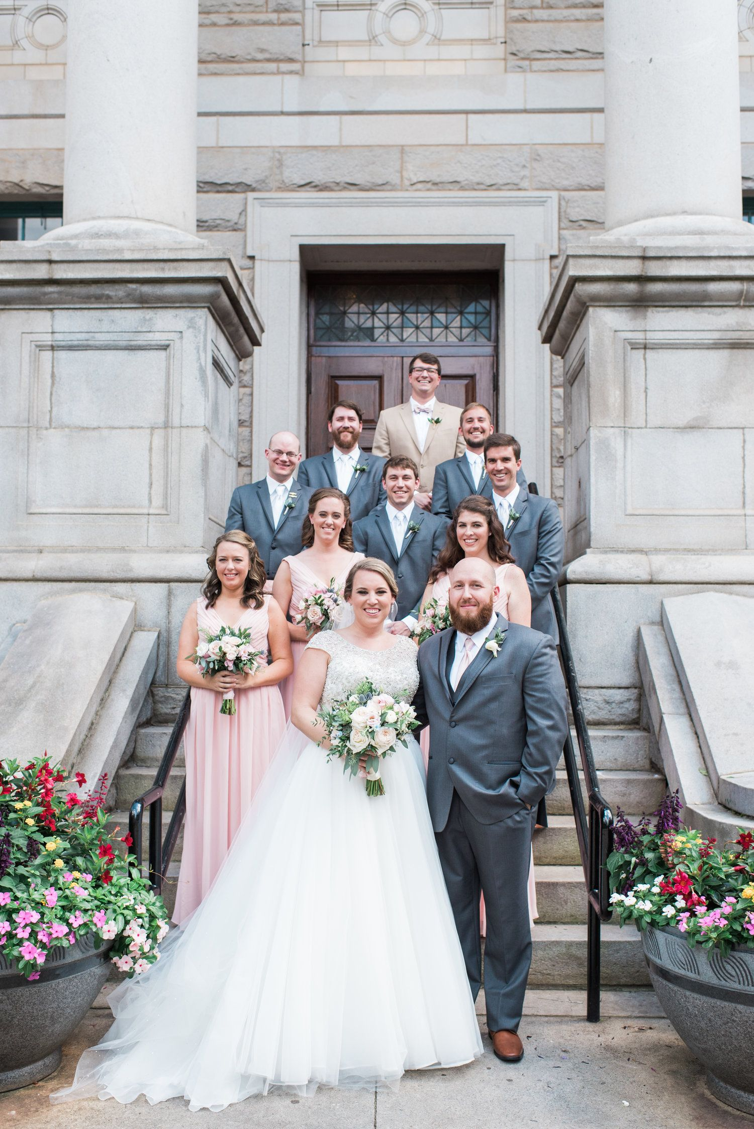 Mr Mrs Sullivan Historic Dekalb Courthouse Wedding Decatur Ga Holly Von Lanken Photography Courthouse Wedding Wedding Wedding Photography