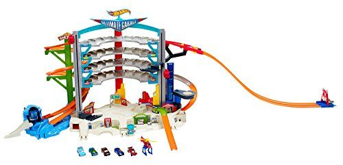 Hot Wheels Ultimate Garage Playset Standard Packaging With Images