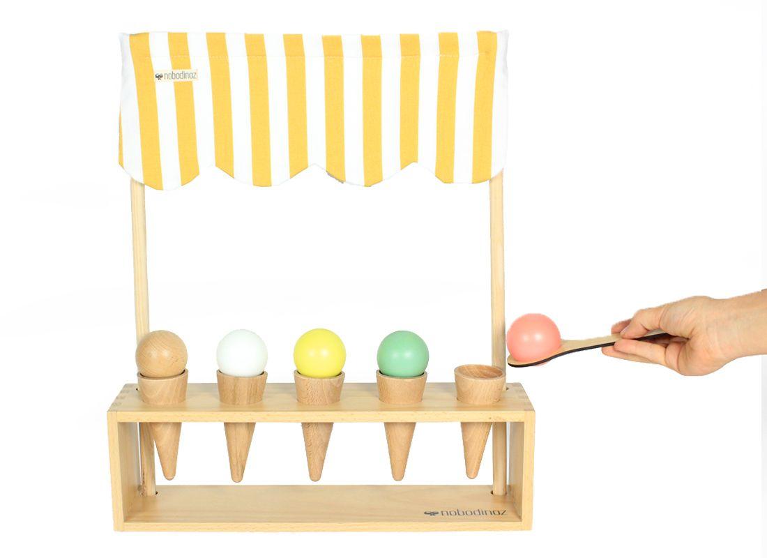 Ice cream corner - preorder
