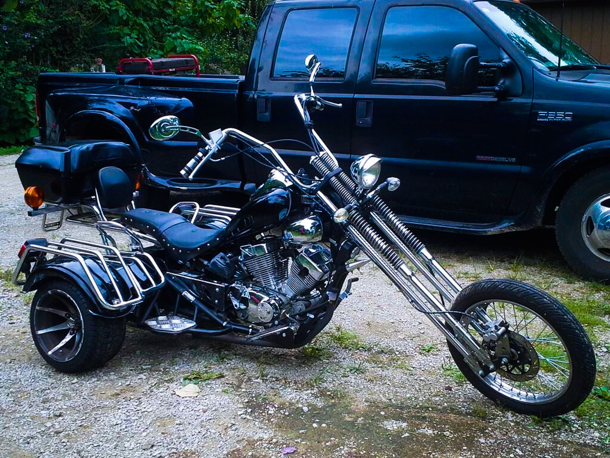hight resolution of 2014 ice bear 250cc road warrior trike 3 500 or best offer http
