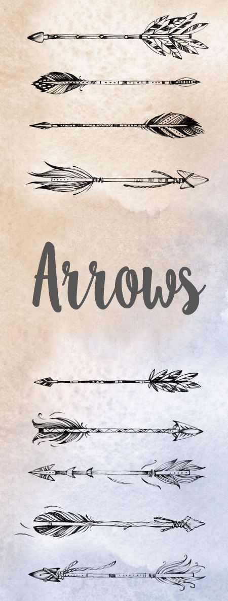 Arrows .... ** See more at the picture link