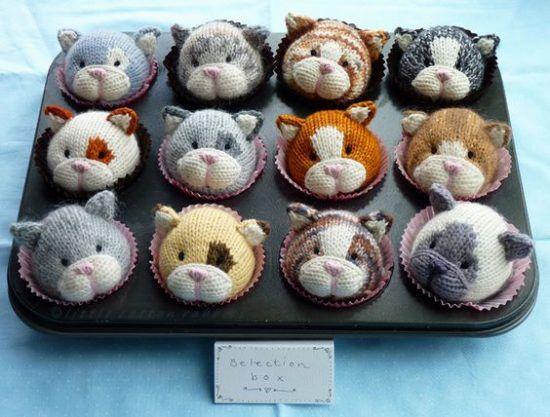 free cat knitting patterns # 6