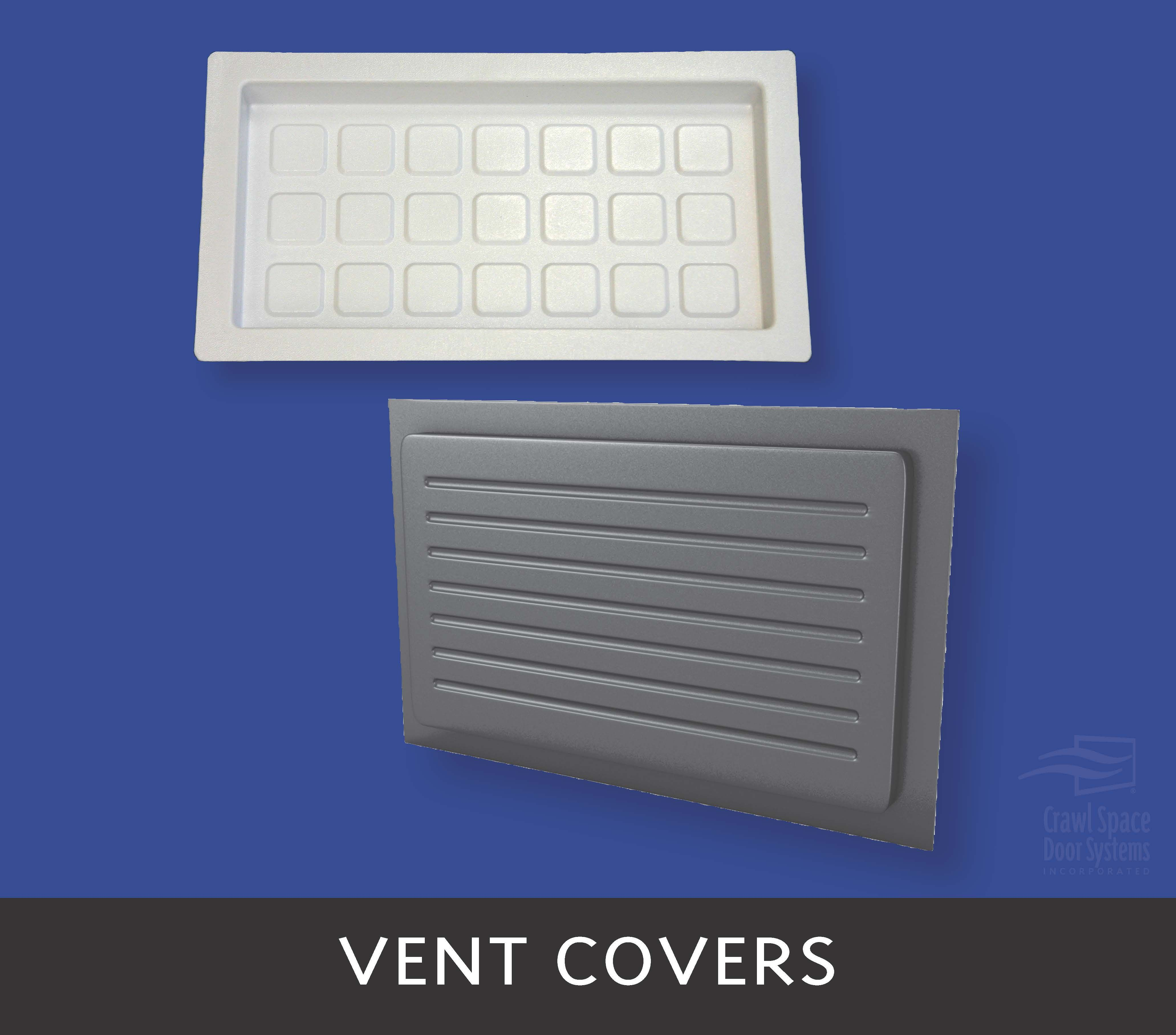 Our Vent Covers Were Designed For Sealing Off Foundation Opening