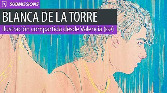 Ilustración. The Boy de BLANCA DE LA TORRE  Leer más: http://www.colectivobicicleta.com/2015/01/Ilustracion-BLANCA-DE-LA-TORRE.html#ixzz3Pke6MyEy