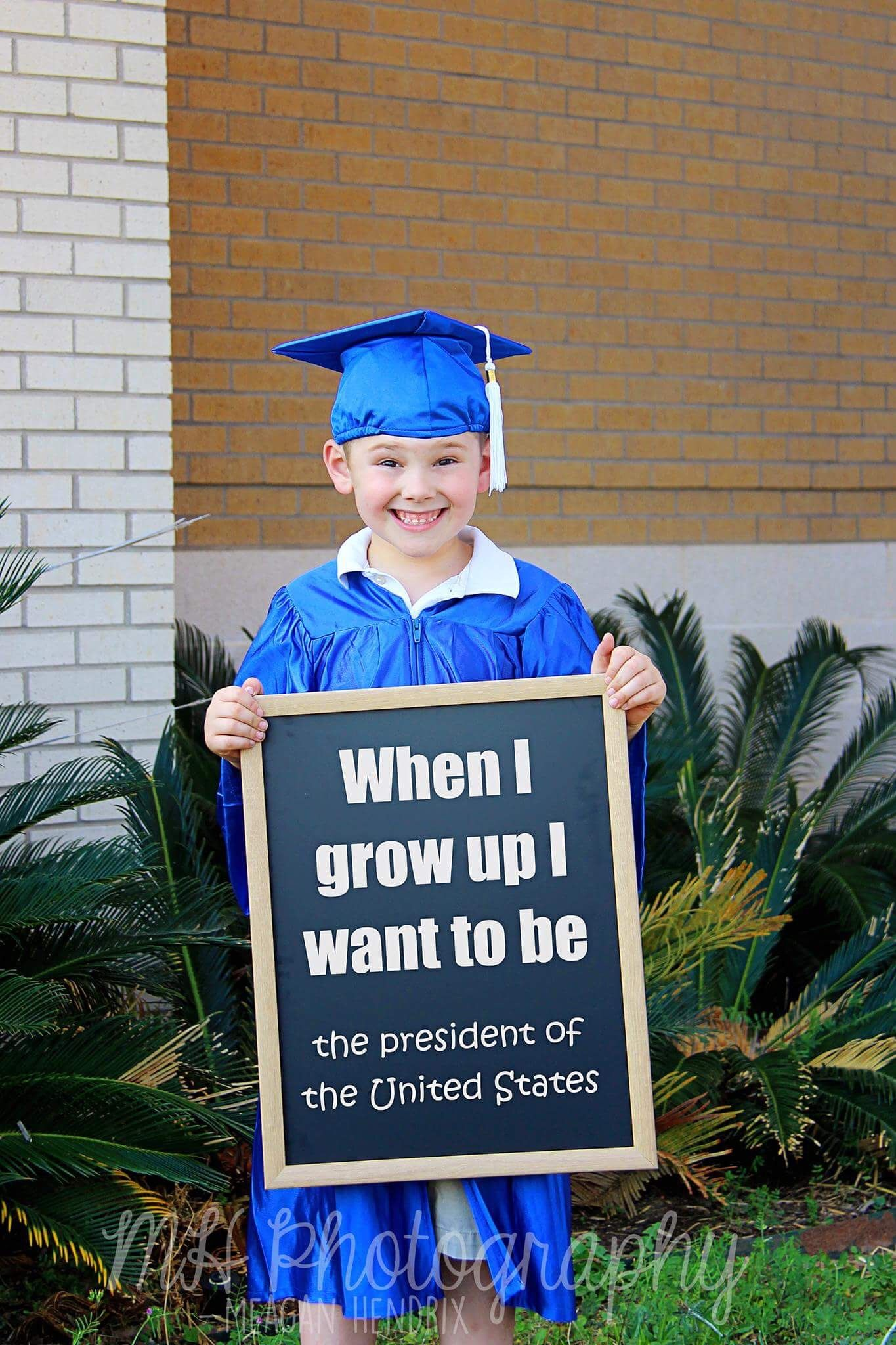 Kinder Garden: Kindergarten Graduation Pictures